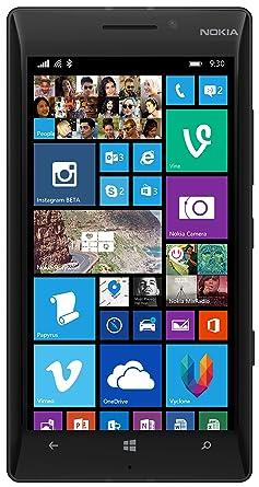 microsoft phone nokia. nokia / microsoft lumia 930 windows mobile phone (black)