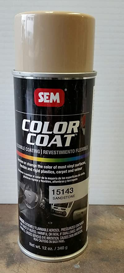 Amazon.com: Pintura de vinilo SEM Color Coat [53 colores ...