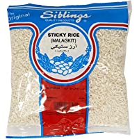 Siblings Malagkit Sticky Rice - 500 gm (Brown)