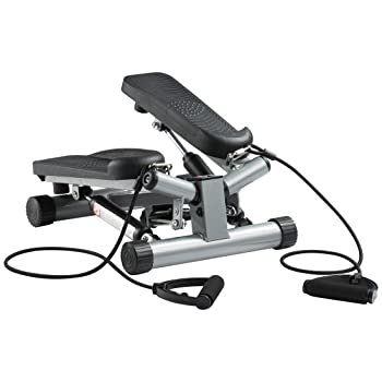 Ultrasport Swing Stepper Including Resistance Cords