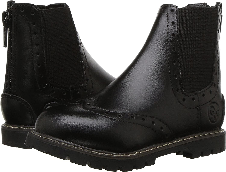 Old West English Kids Boots Unisex Bloom Toddler//Little Kid