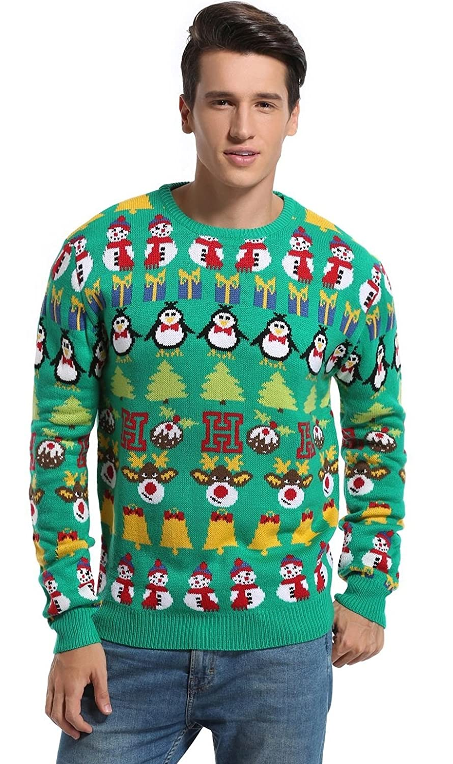 b86fe4ad066a Top 10 wholesale Ugly Cute Christmas Sweaters - Chinabrands.com