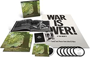 Plastic Ono Band (The Ultimate Mixes) (Super Deluxe 6CD/2BD Boxed Set)