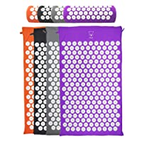 Base yoga Acupressure mat/acupuncture mat for Massage/Wellness / Relaxation and tension release