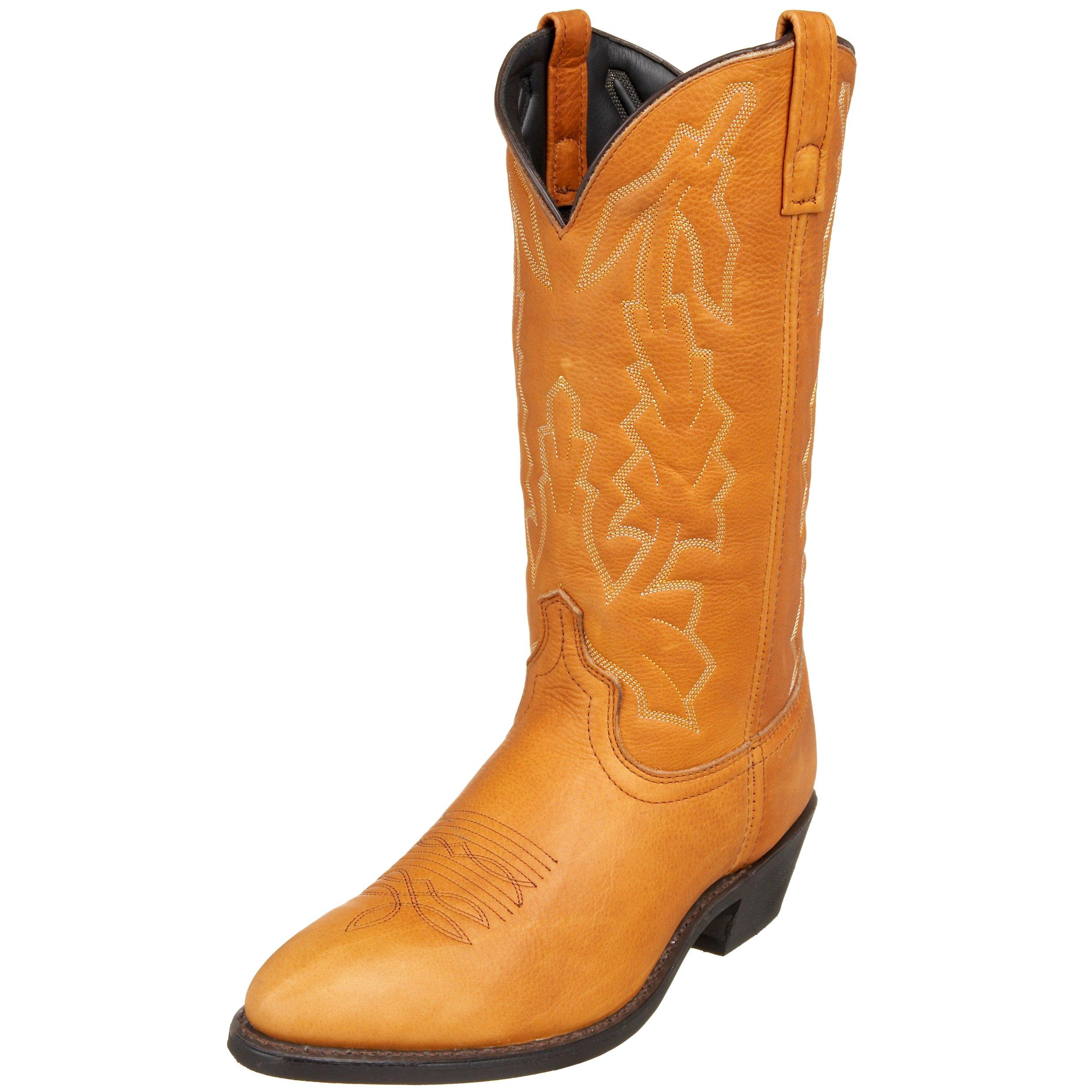 Laredo Men's Jacksonville Western Boot,Walnut,8 D US by Laredo