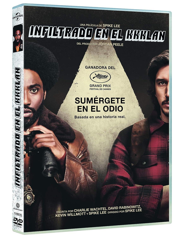 Infiltrado En El Kkklan [DVD]: Amazon.es: John David ...