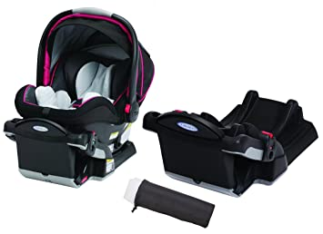 Amazon.com : Graco SnugRide Click Connect 40 Infant Car Seat with ...
