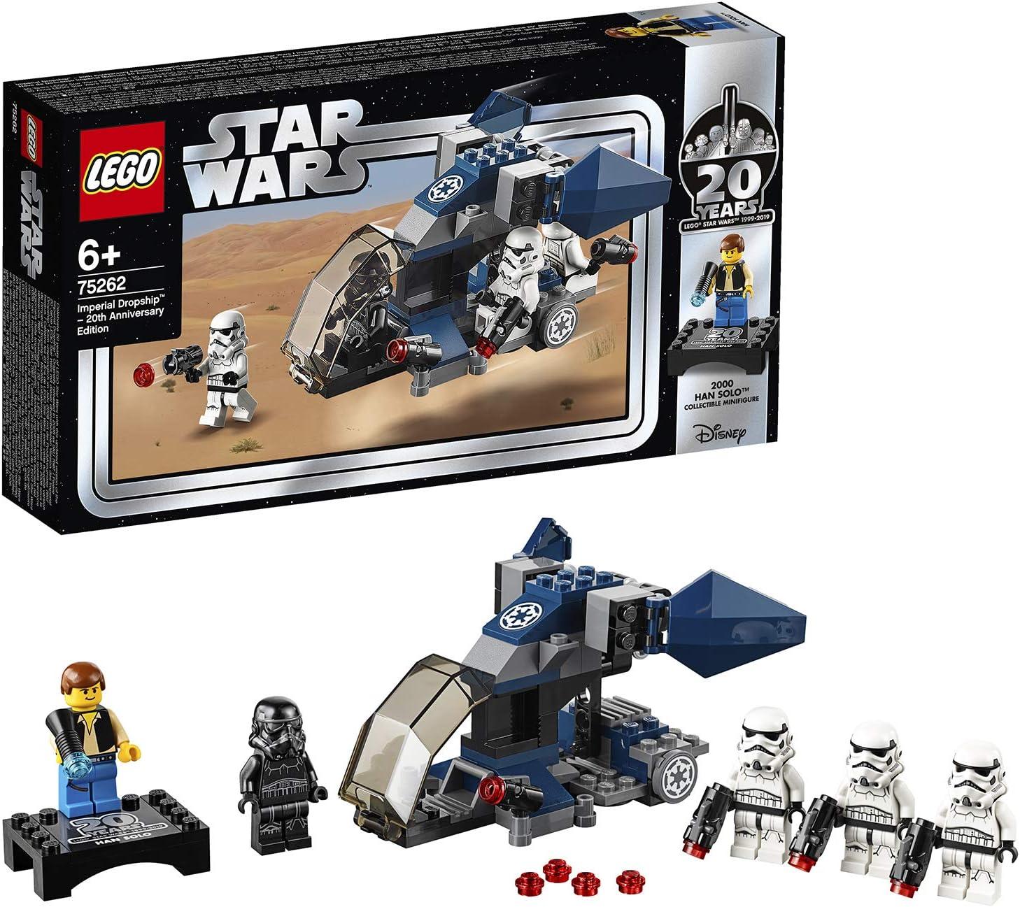 LEGO Star Wars - Nave de Descenso Imperial (Edición 20 Aniversario ...