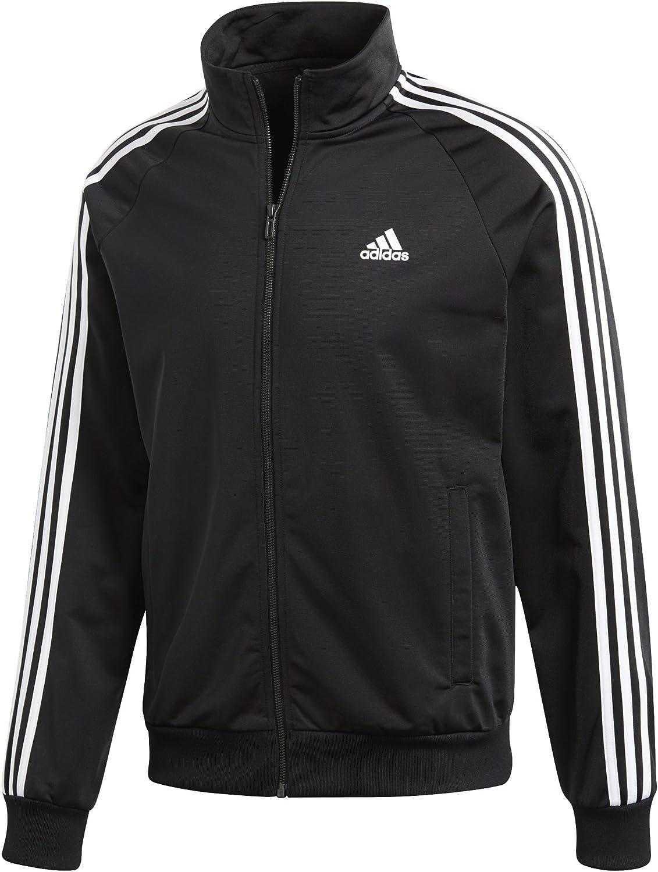 Adidas BR1024 Essentials Track Jacket Black/White