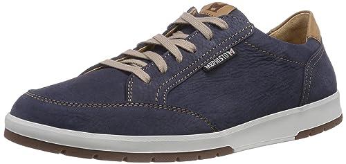Mephisto URBAN STEVE 2635/2645 HAZELNUT - zapatos con cordones de cuero hombre, color marrón, talla 44