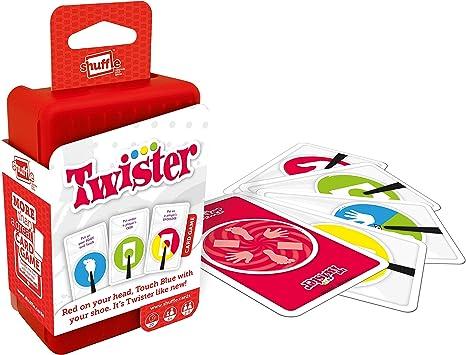 Shuffle Cartamundi Twister – Juego de Cartas: Amazon.es: Juguetes y juegos
