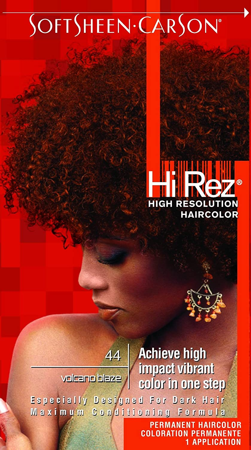 Amazon Hi Rez High Resolution Hair Color 44 Volcano Blaze