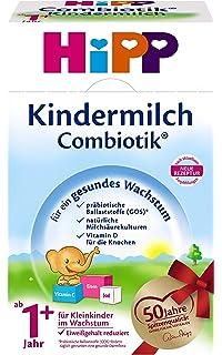 leche para bebés Hipp Bio Combiotik - de 1 año, 4-pack (4