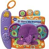 VTech Libro de Tela Interactivo. 3480-189322