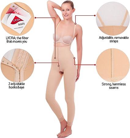 Tummy Tuck Control Shapewear Postpartum Body Shaper for Women V T VARITEKS Post Surgery Liposuction Compression Garments
