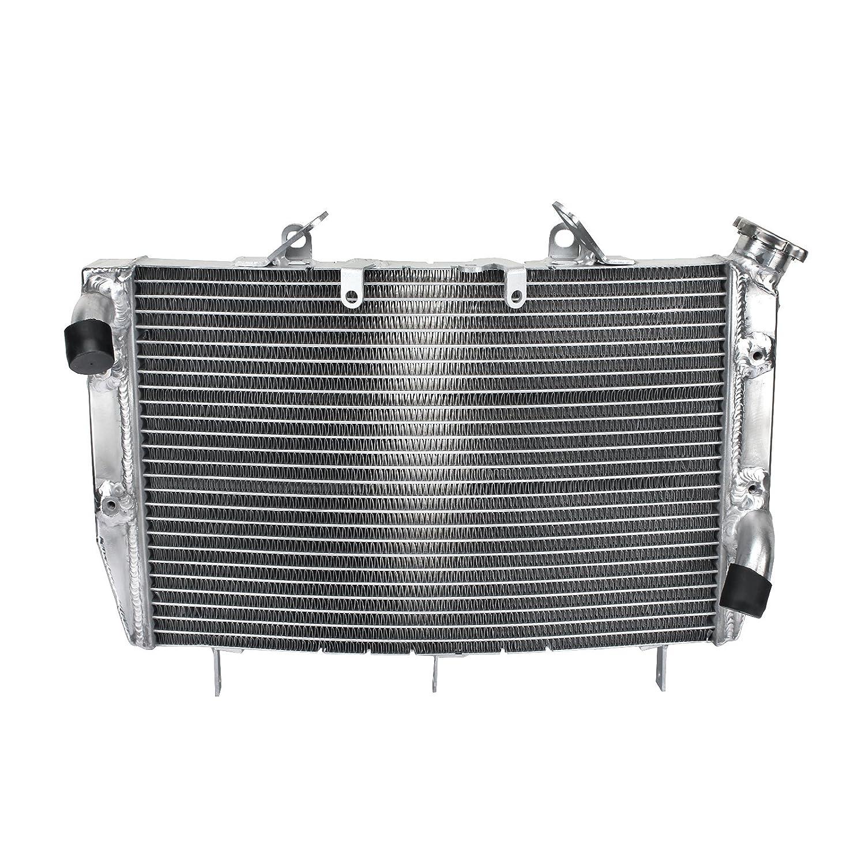 TARAZON Moto Alluminio radiatore dellacqua del motore per Yamaha YZF R6 2008-2016