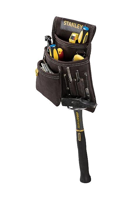 STANLEY STST1-80114 - Bolsa para clavos con soporte para martillo ... 7833898b7970
