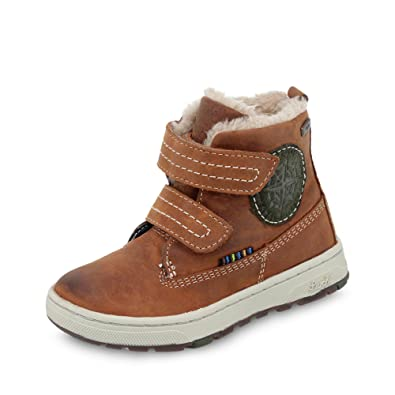 release date: 8365b 7693e Lurchi Boys' Diego-tex Hi-Top Trainers: Amazon.co.uk: Shoes ...