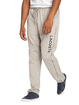 783c67ec38822 Lacoste Luxury Lounge Pantalon Melange Gris: Amazon.fr: Vêtements et ...