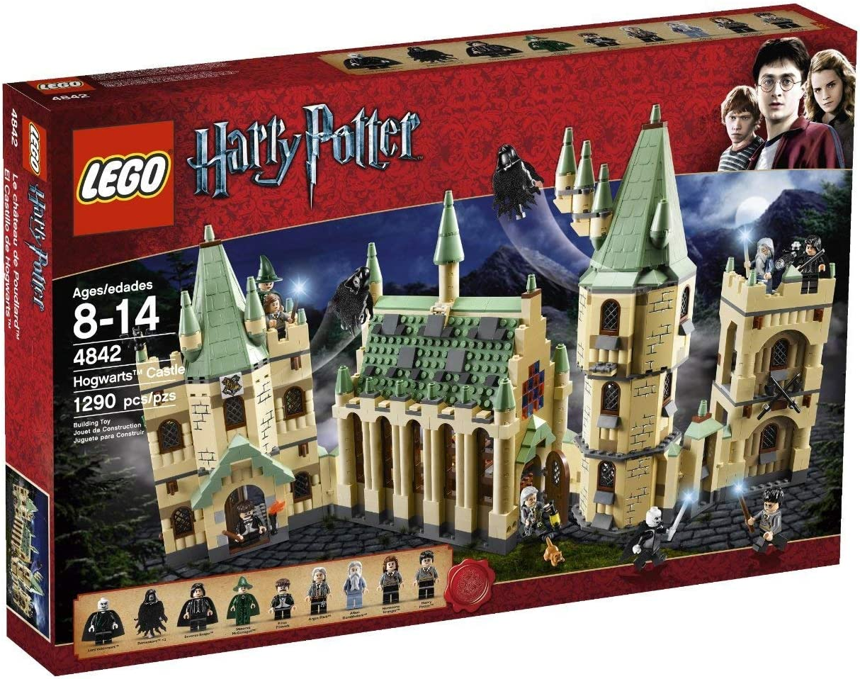 Lego 4842 Harry Potter Hogwarts Zweinstein Kasteel Amazon Nl
