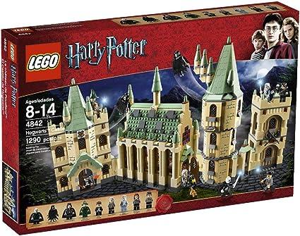 Lego Harry Potter Castillo De Hogwart S Descontinuado Por El Fabricante Toys Games