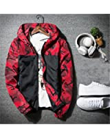 MRstriver New Hot Spring Autumn Mens Camouflage Coat Mens Hoodies Casual Jacket Brand Clothing Mens Windbreaker