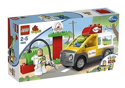 Jeux Lego De Duplo 5658 Story Planet Construction Toy Le Pizza Camion xWdrCBoe