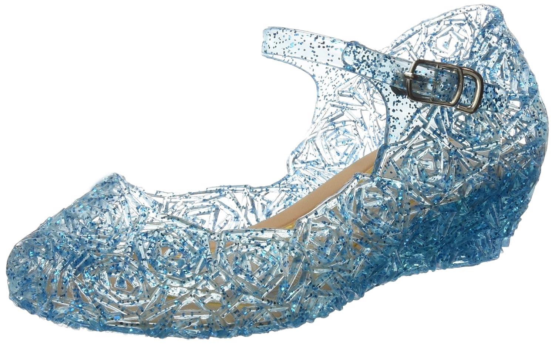 Beige 26 EU Sandales /à talons compens/és Princess Frozen Katara Fille