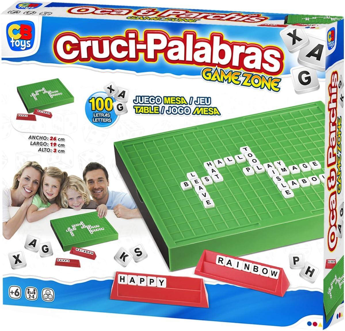 ColorBaby - Juego de mesa Palabras Cruzadas CB Games (43314): Amazon.es: Juguetes y juegos