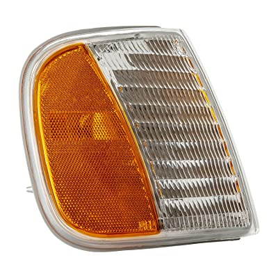 TYC 18-3371-61-1 Compatible with Ford Front Right Replacement Side Marker Light: Automotive