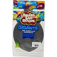 Balão Gigante Prateado - 01 Unidade, São Roque, 125111301, Prata