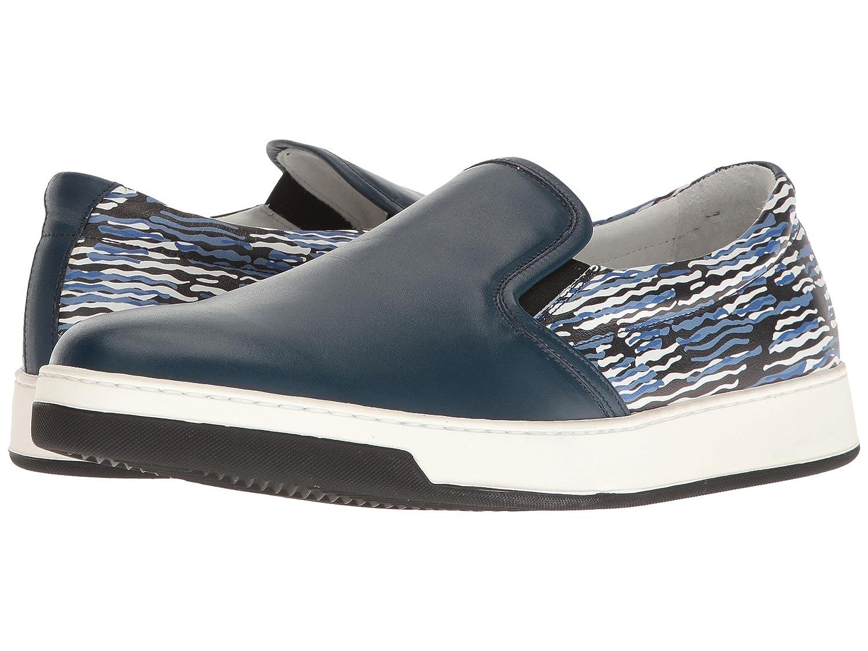 ブガッチ BUGATCHI メンズ シューズ スニーカー Art Basel Sneaker [並行輸入品] B078SBJVW7