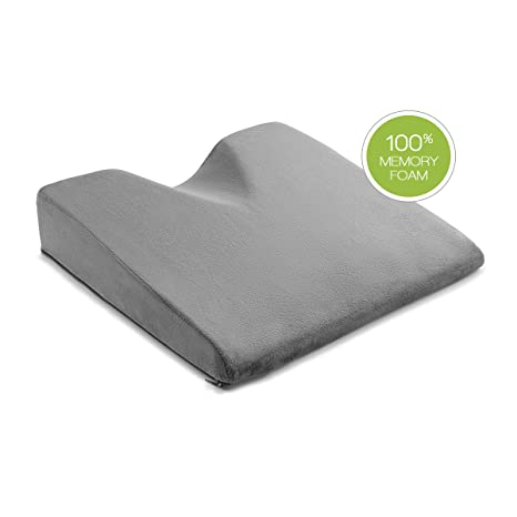 Attrayant COMFYSURE Car Seat Wedge Pillow   Memory Foam Firm Cushion   Orthopedic  Support And Pain Relief