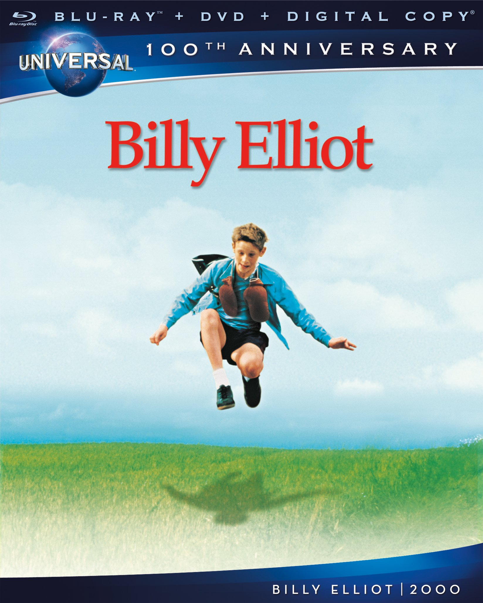 Billy Elliot (Blu-ray + DVD + Digital Copy)
