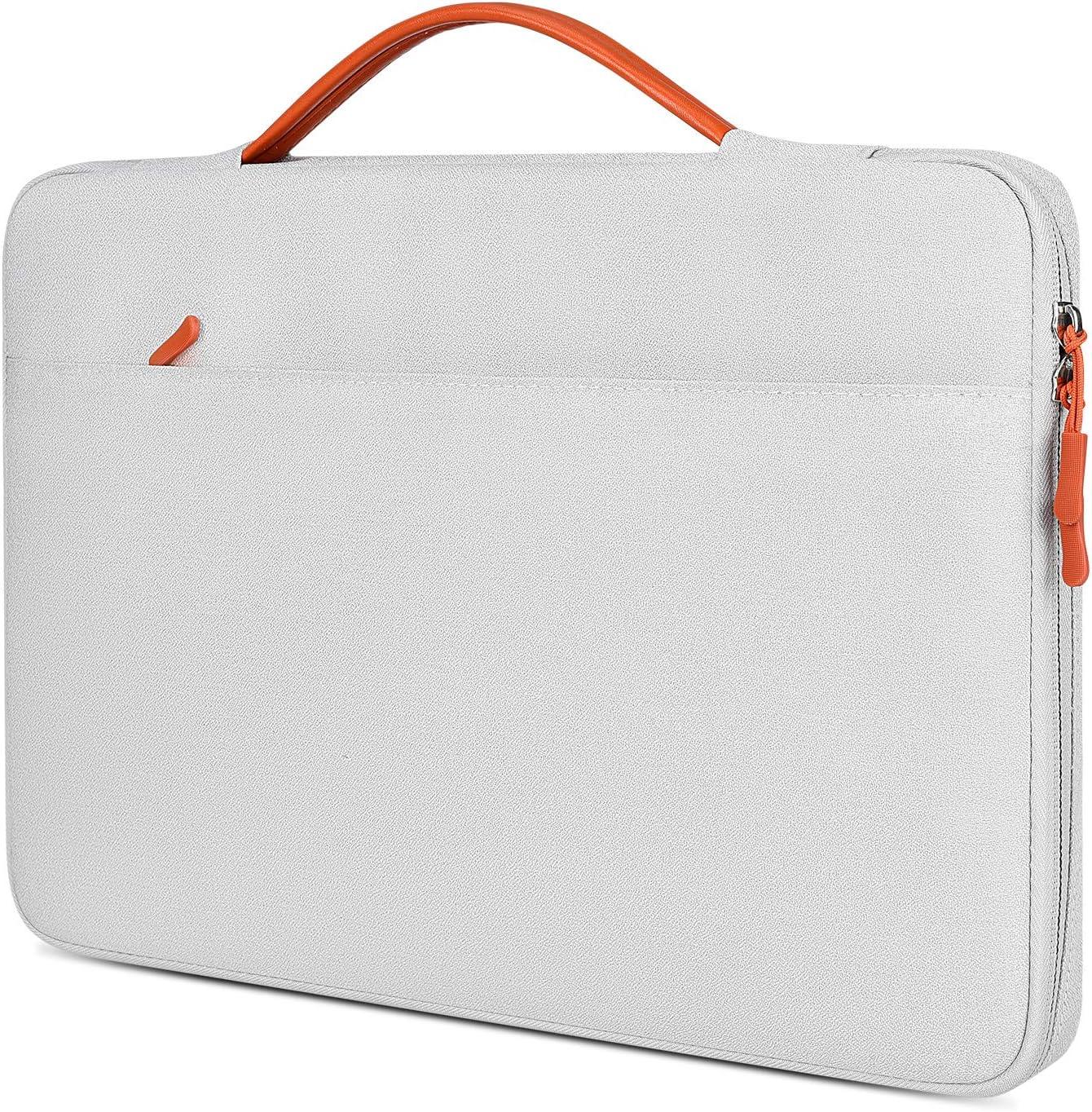 12.3-13.3 inch Waterpoof Laptop Case for Lenovo Yoga 730 720 13.3, HP Envy 13/Pavilion 13,Dell XPS 7390 9380/Latitude 13.3/Inspiron 13 5000 7000,ASUS ZenBook 13, Dell LG Acer ASUS Lenovo HP Laptop Bag