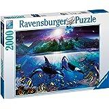 Ravensburger Lassen Harmonious Orcas Puzzle (2000 Pieces)