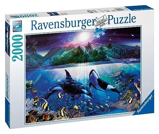 13 opinioni per Ravensburger 16661 Lassen: Gioco di Orche Puzzle 2000 pezzi