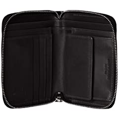 Whitehouse Cox Saddle Collection Zip Wallet S1957: Black