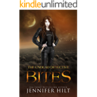 The Undead Detective Bites: Book 1 (English Edition)