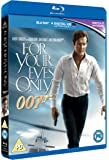 For Your Eyes Only [Blu-ray + UV Copy] [1981]