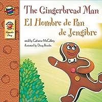 Brighter Child 0769654150 Gingerbread Man, Grades PK - 3