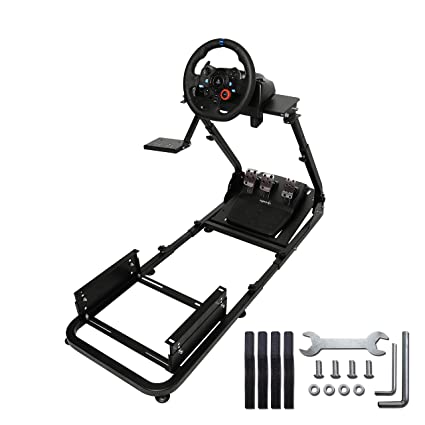 Amazon Com Marada Driving Racing Seat Racing Simulator Steering