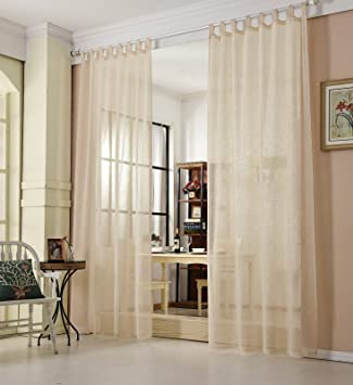 vorhange wohnzimmer landhausstil. Black Bedroom Furniture Sets. Home Design Ideas