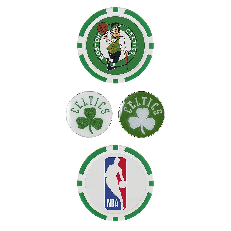 NBAボールマーカーセット Boston Celtics Boston Celtics B079Y66NWH