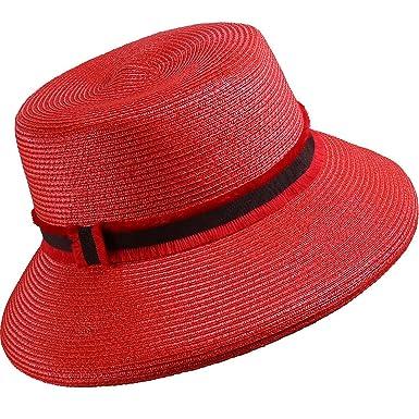 Hand-Rolled Straw hat Korean hat Ladies Sunshade Sun hat Ladies hat Summer  Beach hat 7780e631ecd