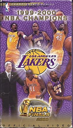 Amazon Com Los Angeles Lakers 1999 2000 Nba Champions Los Angeles Lakers Movies Tv