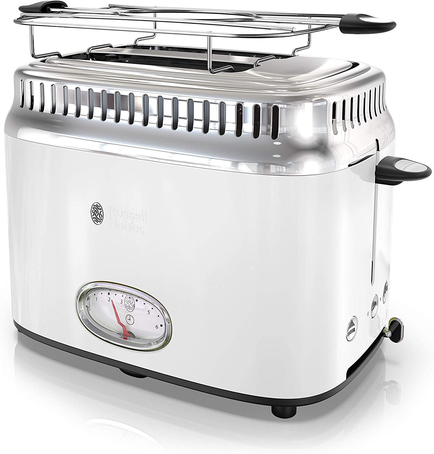 Remington Russell Hobbs TR9150WTR Retro Style 2-Slice Toaster