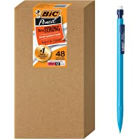 BIC Xtra Strong Mechanical Pencils, Medium Point (0.7mm), 48-Count