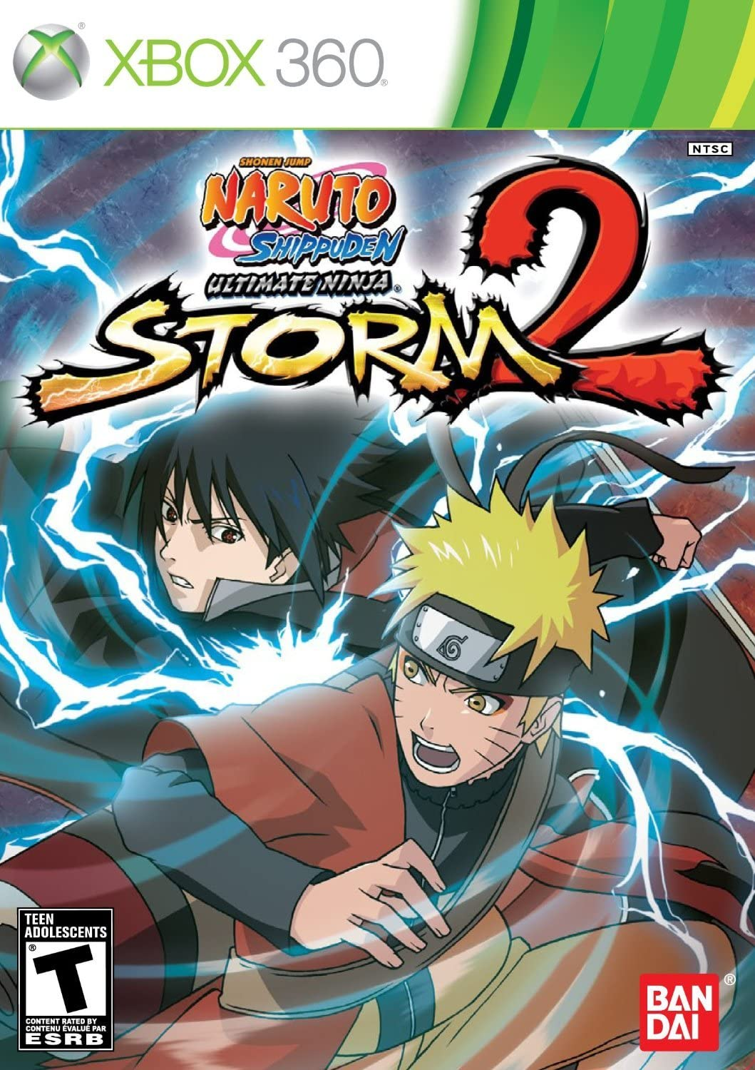 Amazon com: Naruto Ultimate Ninja Storm 2 - Xbox 360: Video Games