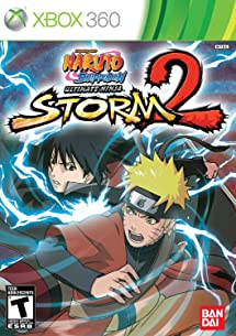 Naruto Ultimate Ninja Storm 2 - Xbox 360 ... - Amazon.com